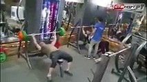 Bodybuilding Fight Gym Fight funny gym fight never make the teacher angry