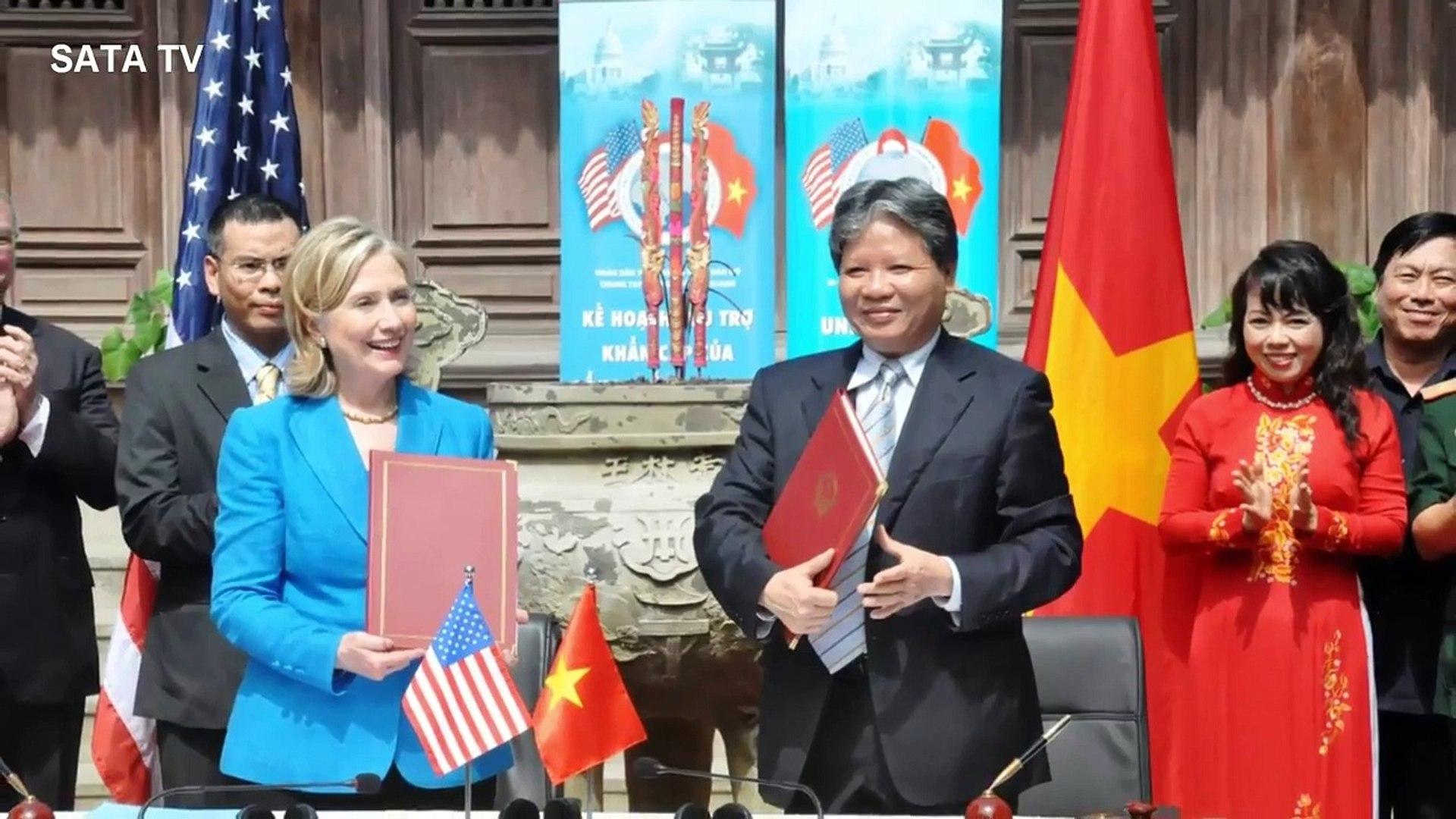 Tin Mới - Mỹ Sẽ Cùng Việt Nam Chống Trung Quốc Sau Bầu Cử Tổng Thống