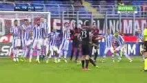 AC Milan vs Pescara 1-0 –All Goals &Highlights 30-10-2016