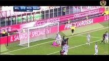 AC Milan vs Pescara 1-0 All Goals & Highlights 2016 HD