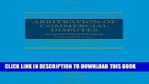 Ebook Arbitration of Commercial Disputes: International and English Law and Practice Free Read