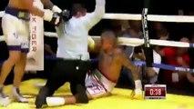 Moment Juan Manuel Lopez fights Wilfredo Vazquez Jr's trainer