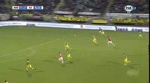 Robert Muhren Goal HD - Den Haag 0 - 1AZ Alkmaar 30.10.2016