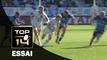 TOP 14 ‐ Essai Baptiste SERIN (UBB) – Castres-Bordeaux-Bègles – J9 – Saison 2016/2017