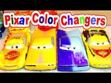 Pixar Cars New Color Changer Ramone with Lightning McQueen Finn McMissile and The Delinquent Road Ha