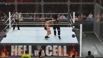 Watch WWE Hell In a Cell 2016 WWE hell In a Cell 30/10/2016 2K16 (223)