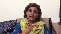 PTI Woman Samavia Tahir's Mouth Breaking Reply to Chaudhry Nisar