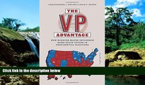 READ FULL  The VP Advantage: How running mates influence home state voting in presidential