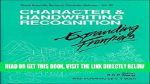 [PDF] Character and Handwriting Recognition: Expanding Frontiers (Series in Computer Science)