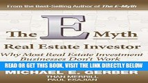 [READ] EBOOK The E-Myth Real Estate Investor BEST COLLECTION