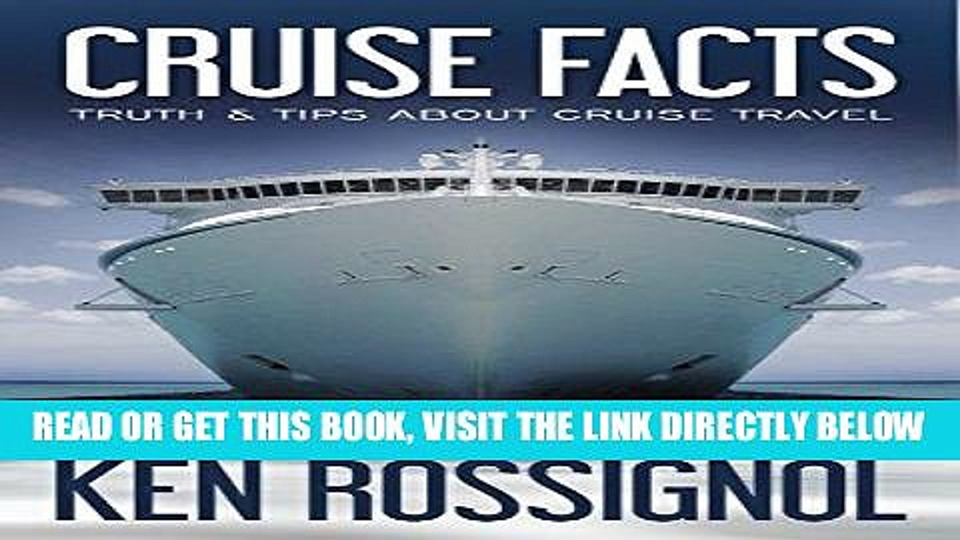 [READ] EBOOK CRUISE FACTS - TRUTH   TIPS ABOUT CRUISE TRAVEL (Traveling Cheapskate Series Book 2)