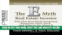 [READ] EBOOK E-Myth Real Estate Investor ONLINE COLLECTION