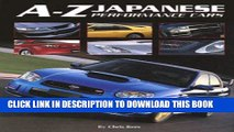 Ebook A-Z Japanese Performance Cars Free Read