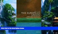 Big Deals  The European Union: A Very Short Introduction (Very Short Introductions)  Full Ebooks