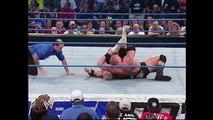 Brock Lesnar vs Hardcore Holly SmackDown 09.12.2002