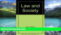 Big Deals  Law and Society  Full Ebooks Best Seller