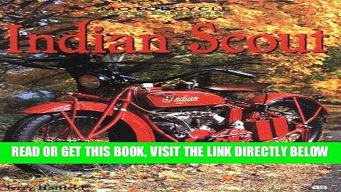[FREE] EBOOK Indian Scout (Motorcycle Color History) ONLINE COLLECTION