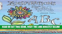 [READ] EBOOK Zenspirations: Letters   Patterning ONLINE COLLECTION