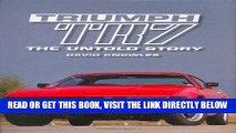 [FREE] EBOOK Triumph TR7: The Untold Story ONLINE COLLECTION