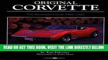 [FREE] EBOOK Original Corvette 1968-1982: The Restorer s Guide 1968-1982 (Original Series) BEST