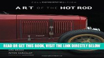 Collector/'S Edition Book Art Of The Hot Rod