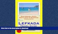 FAVORIT BOOK Lefkada, Greece Travel Guide - Sightseeing, Hotel, Restaurant   Shopping Highlights