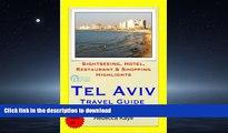 FAVORIT BOOK Tel Aviv, Israel Travel Guide - Sightseeing, Hotel, Restaurant   Shopping Highlights