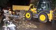 Diyarbakır'da Kayyum Atanan Sur Belediyesi Çöpleri Topladı!