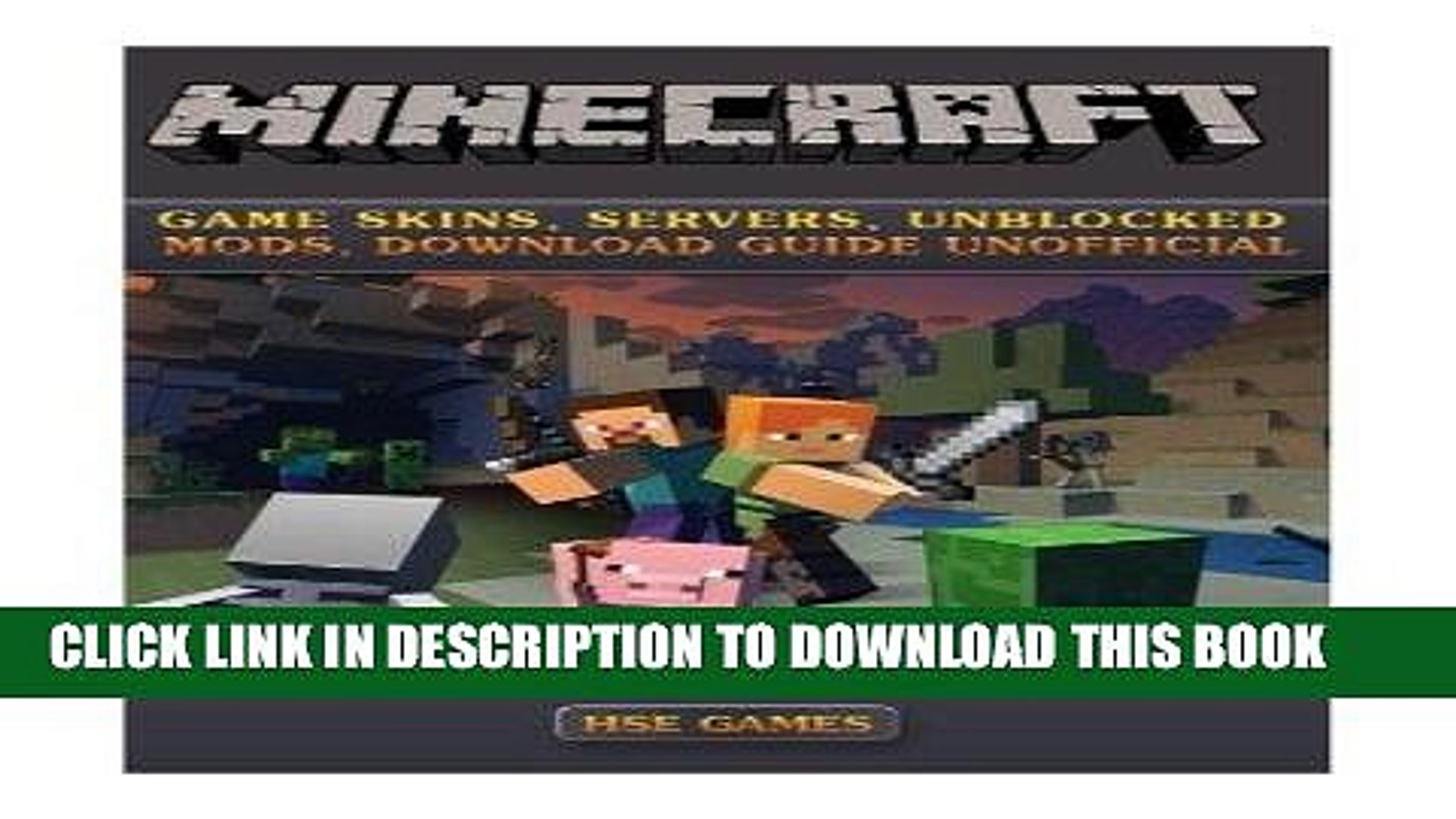 PDF] Minecraft Game Skins, Servers, Unblocked Mods, Download Guide