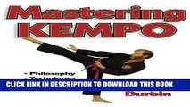 [READ] EBOOK Mastering Kempo (Mastering Martial Arts Series) BEST COLLECTION