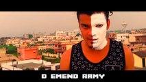 Zindagi   Uk rapi boy   D Emend Army (Official Video)   Latest Hindi Rap Song   Desi Hip Hop Inc