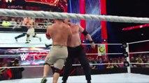 John Cena, Roman Reigns & Chris Jericho vs. Randy Orton, Seth Rollins & Kane: Raw, Sept. 1, 2014