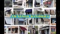 awnings windows