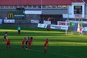 D1 féminine - Rodez 2-2 OM : le but de Viviane Asseyi (90+3e sp)