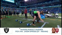 AFC West NFL Draft Perfect Pairs Picks   Move the Sticks   NFL