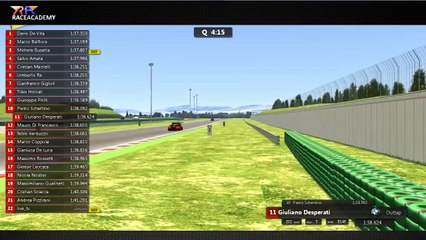 [RaceAcademy - Assetto Corsa] RA - BMW GT2 2016 - Round 3
