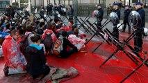 Βρυξέλλες: Συγκέντρωση διαμαρτυρίας για τη CETA