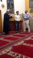 Kthimi i vllaut isa nga Gjermani ne islam-Ein bruda convertiert zu islam