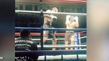 Actor Idris Elba wins first professional kickboxing bout at York Hall in thrilling final Documentary