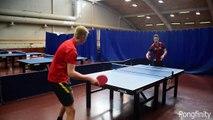 Quello che riescono a fare questi ragazzi con una pallina da ping pong vi lascerà senza parole!