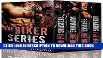 Ebook The Biker Series (Books 1-4) MC Biker/Bad Boy Romance Free Read
