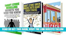 [Free Read] Thrifting For Massive Profits Box Set (3 in 1): Learn How To Dominate The Thrift Store