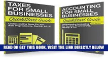 [Free Read] Taxes   Accounting for Small Businesses QuickStart Guides: The Simplified Beginner s