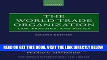 [Free Read] The World Trade Organization: Law, Practice, and Policy (Oxford International Law