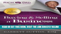 [Free Read] Buying and Selling a Business: How You Can Win in the Business Quadrant Free Online