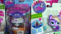 LPS - 3 Sweet Snackin Pets Littlest Pet Shop and 1 Hide and Sweet Littlest Pet Shop-LngxAKM_5_g