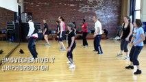 Choreography Recap Episode 55.! By Carl Alleyne.