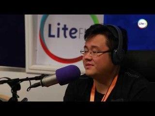 Harith Iskander Pranks Jason Leong!