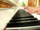 one piece piano Hikari e