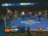 CMLL - Averno & Mephisto Vs Blue Panther & Mistico